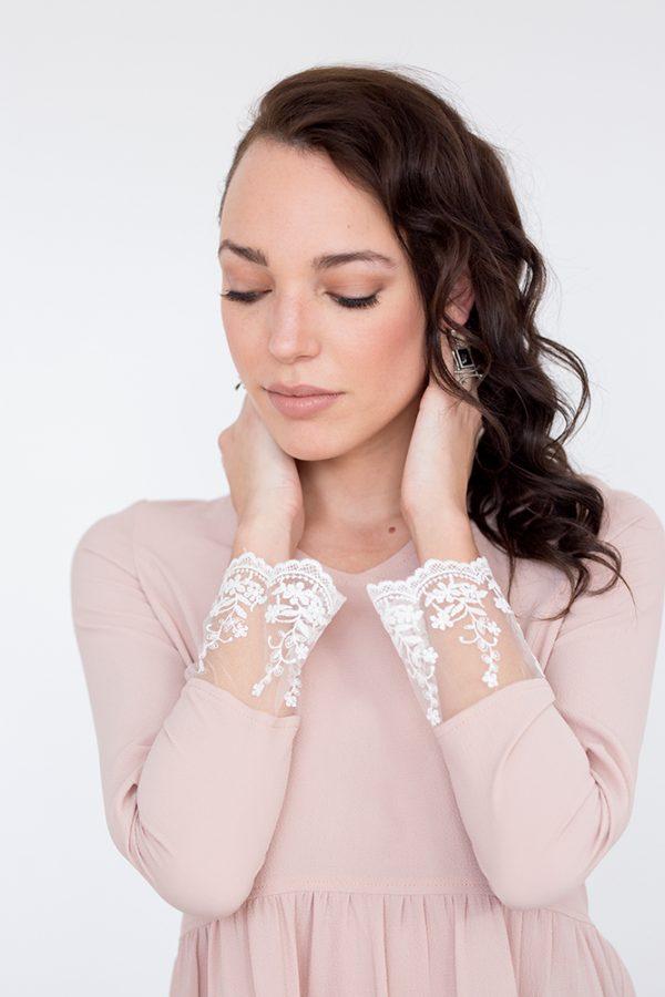 Blouse pour femme | Designer de mode québécoise pour femmes en ligne | Monarcky