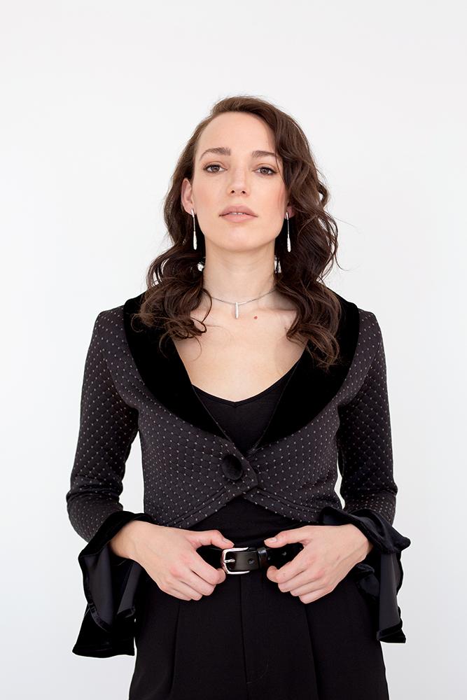 Monarcky - Boléro Adélaïde
