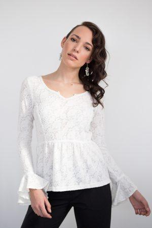 Haut pour femme | Designer de mode québécoise en ligne | Monarcky