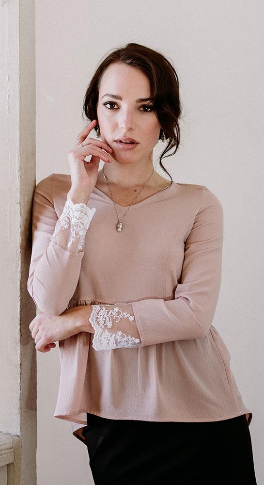 Haut pour femme | vêtements québécois - designer québécois en ligne - Monarcky