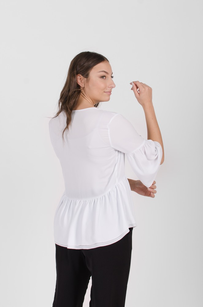 Blouse pour femme | Designer de mode québécoise en ligne | Monarcky