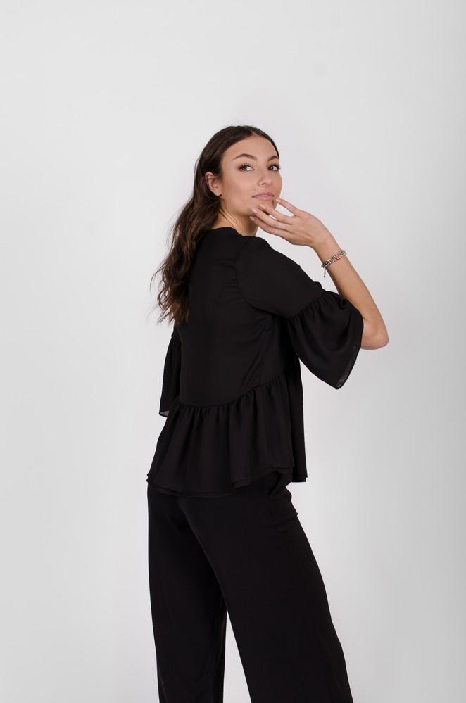 Blouse pour femme   vêtements québécois - designer québécois en ligne - Monarcky