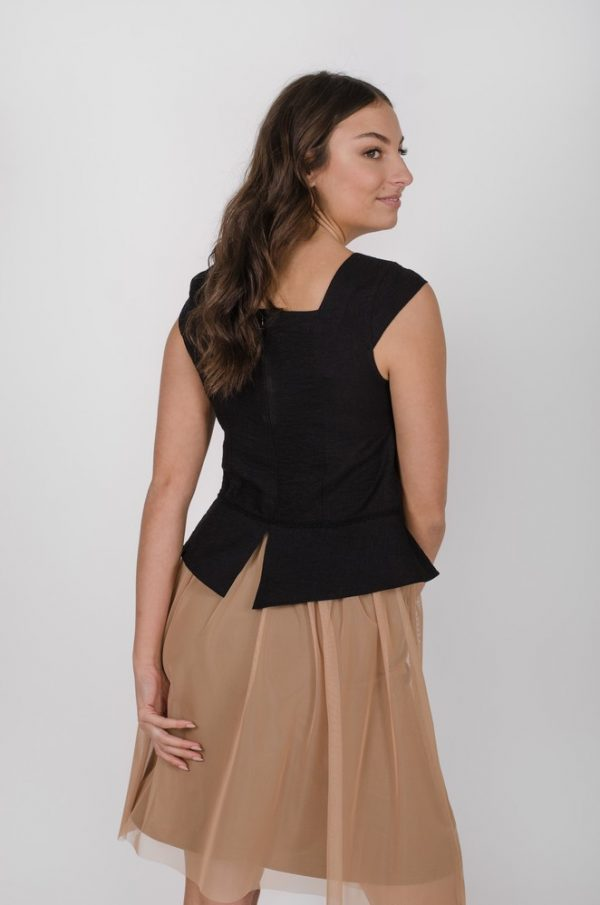 Bustier pour femme | Designer de mode québécoise pour femmes en ligne | Monarcky