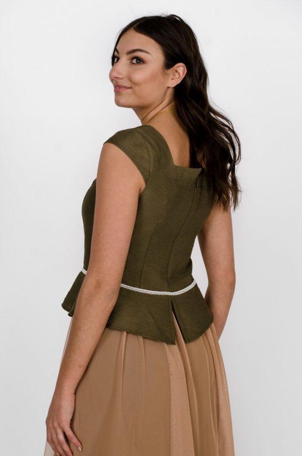 Bustier pour femme | Designer de mode québécoise en ligne | Monarcky