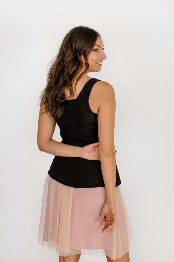 Haut sans manches pour femme   Designer de mode québécoise pour femmes en ligne   Monarcky
