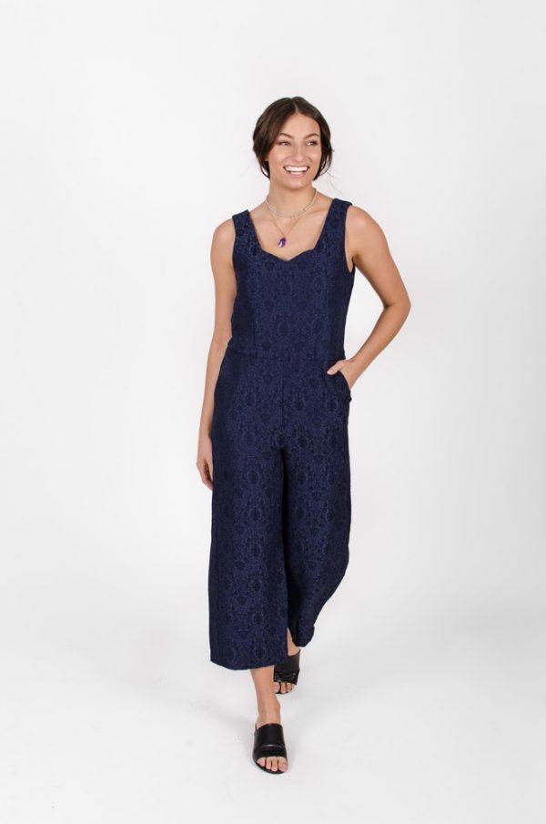 Combinaison pour femme | Designer de mode québécoise en ligne | Monarcky