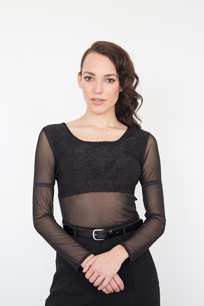 Haut Béatrice - vêtements québécois - designer québécois - boutique en ligne vêtements femme - Monarcky