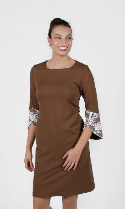 Robe Margaret | vêtements pour femmes - designer québécois en ligne - Monarcky