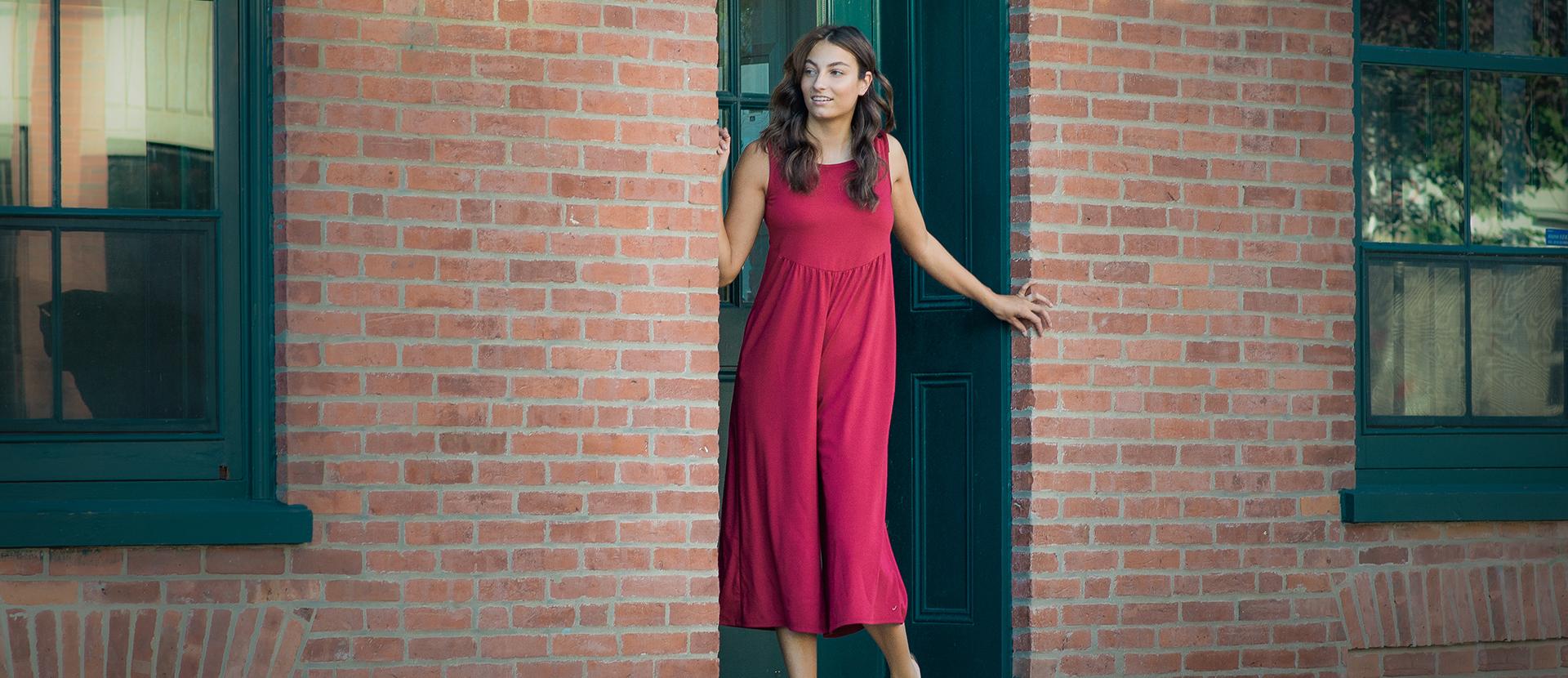 Robe Margaret | Designer de vêtement pour femme | Monarcky