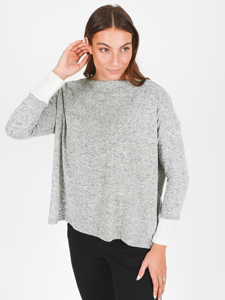 Haut Roseline devant, bleu aqua, vêtements pour femmes | Designer québécois en ligne | Monarcky